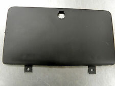 OEM JEEP CJ GLOVE BOX DOOR FOR USE WITH PUSH BUTTON LATCH (NOT INCLUDED) '76-'86