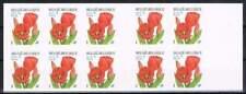 België booklet / sheet postfris 2001 MNH 10x3096 - Bloemen / Tulpen (G028)