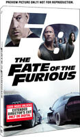 The Fate Of The Furious [New DVD] Digitally Mastered In Hd