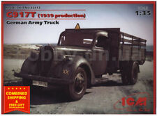 ICM 35413-1/35 German Army Truck G917T (1939 Production), WWII plastic model kit