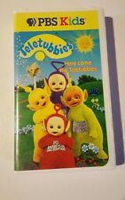 Teletubbies - Here Come The Teletubbies (VHS, 1998) Hard Case