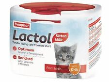 Beaphar Lactol Kitten Milk 250g - Optimum Enriched Kitty Milk Vitamins Minerals