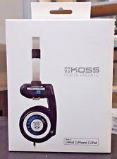 NEU Koss Porta Pro KTC Ultimate Portable Headphone