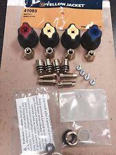 Yellow Jacket BRUTE II,  Rebuild Kit, Refrigeration Gauge RITCHIE, Part# 41083