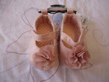 Matalan Bebé Niña Fiesta Ocasión Boda Zapatos 3-6m Nuevo con etiquetas
