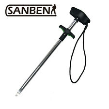 Sanben 13 inch Hook Remover Squeeze-Out Fish Hook Tools