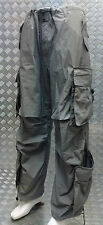 "Jungle Combat / Cargo Baggy 8 Pocket Trousers Green Size 34"" - NEW"