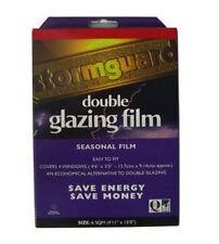 Stormguard 11SR066- 6sqm Double Glazing Window Insulation Film