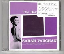 (HG569) The Best of Sarah Vaughan, 18 tracks - 2002 CD