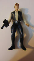 STAR WARS POTF2 HAN SOLO VERSION 1 LOOSE ACTION FIGURE