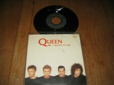 Queen .A.I want it all B.Hang on in there (6378)