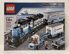 LEGO 10219 Maersk Train Creator BRAND NEW