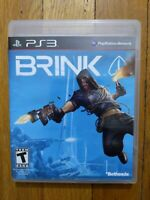 USED - Brink (Sony PlayStation 3, 2011) - PS3 - Free Shipping