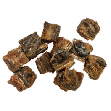 Salmon Jerky Crunchies Rich In Omega 3 & 6 100% Natural Dog Puppy Treats
