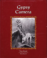 GYPSY CAMERA PHOTOGRAPHY ART BOOK TONY BOXALL GYPSY FAMILY LIFE 1992 1ST ED.