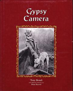 GYPSY CAMERA PHOTOGRAPHY ART BOOK TONY BOXALL GYPSY FAMILY LIFE 1992 1ST ED.