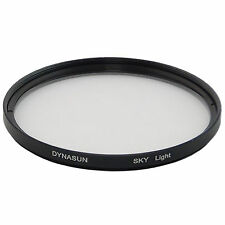 Filtro Skylight 67 mm SKY 67mm con Custodia per Canon Nikon Sony Olympus Pentax