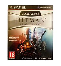 Hitman HD Trilogy (Sony PlayStation 3, 2013)