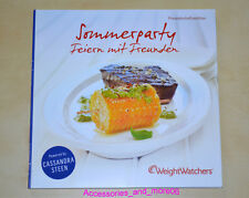 Weight Watchers Sommerparty - powered by Cassandra Steen - ProPoints™ Plan 2.0