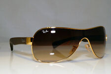007f8ccc2bd RAY-BAN Mens Unisex Designer Sunglasses Brown New Wayfarer RB 2132 902 ...