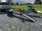 Twin Axle Car Trailer Transporter