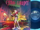 Cyndi Lauper ORIG US Promo LP A night to remember NM '89 Epic Pop Rock
