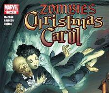 Marvel Comic Zombies Christmas Carol #2