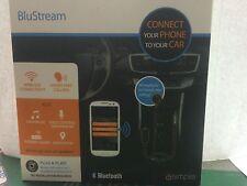 ISimple blustream ISBT 52 transmisión de música Bluetooth Manos Libres Kit Completamente Nuevo