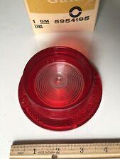 NOS GM 1963 Chevy Chevrolet Biscayne, Bel Air Backup Back Up Lens #5954195