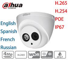 Dahua IPC-HDW4431C-A HD 4MP PoE Built-in Mic IR Dome Network Security IP Camera