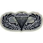 """U.S. ARMY PARATROOPER LOGO (CAMO) Embroidered Patch 4-1/8"""" (5368)"""