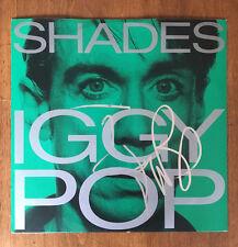 GFA The Stooges * IGGY POP * Signed New Record Album PROOF ADM COA