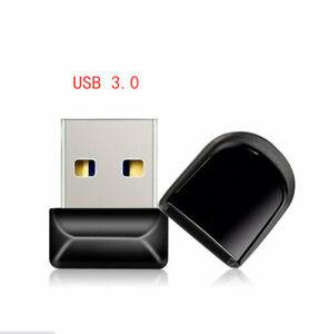 High Speed Mini USB 3.0 2.0 Flash Drive 64GB External Car Pen drive Micro Drive