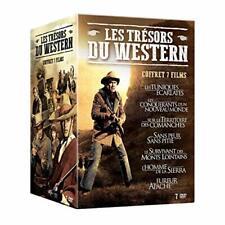 Les Trésors du Western - Coffret 7 DVD