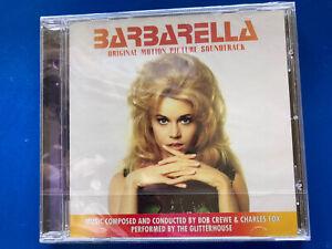 Barbarella Original Soundtrack CD Bob Crewe & Charles Fox New Sealed CD