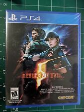 Resident Evil 5 PS4 [Brand New] factory sealed