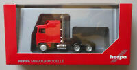 RED K100 5 BAR GRILL TRUCK HERPA 1/87 Plastic HO Scale 25257