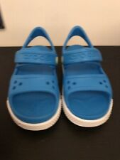boys crocs sandals Size 10
