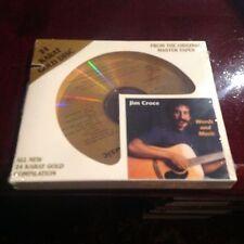 JIM CROCE WORDS AND MUSIC 24 KARAT GOLD CD , audiophile, DCC