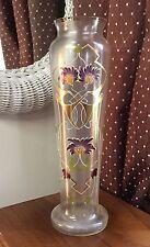 beau vase émaillé legras montjoie  art déco
