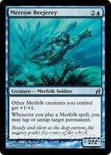 MERROW REEJEREY Lorwyn MTG Blue Creature — Merfolk Soldier Unc
