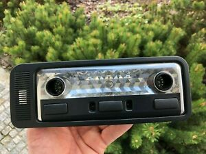 BMW 325Ci 330Ci Convertible Windshield Upper Roof Reading Light Map Oem