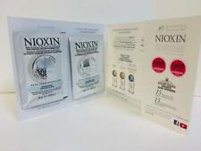 Nioxin System 1 Cleanser & Scalp Therapy Normal/Thin Hair Samples - .34oz