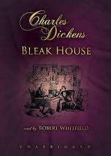Bleak House by Charles Dickens (CD-Audio, 1999)