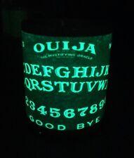 Ouija Board Vintage orange style design Glow in the Dark mug