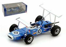 Spark SF124 Matra MS7 #10 2nd Pau F2 1969 - Jean-Pierre Beltoise 1/43 Scale