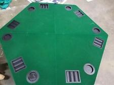 VPC BRAND FOLDING POKER TABLE TOP W/ CARRY BAG Lot 173