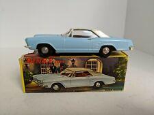 Dinky Toys Original 56/001 Buick Riviera, w/box Mint- Beautiful Blue 1965-67