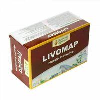 Livomap Maharishi Ayurveda 100 Tablets Energizes Liver & Stimulates Appetite