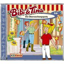 CD * BIBI & TINA - HÖRSPIEL 56 - DIE ÜBERRASCHUNGSPARTY # NEU OVP KX